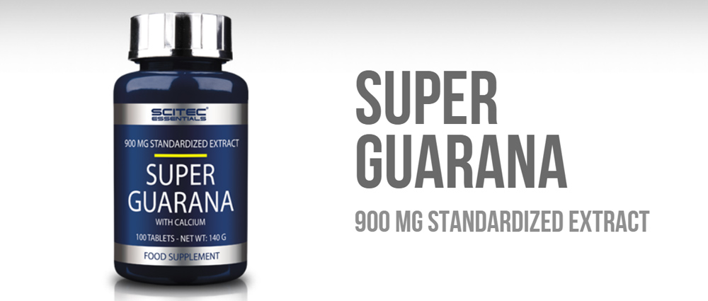 Scitec Essentials Super Guarana