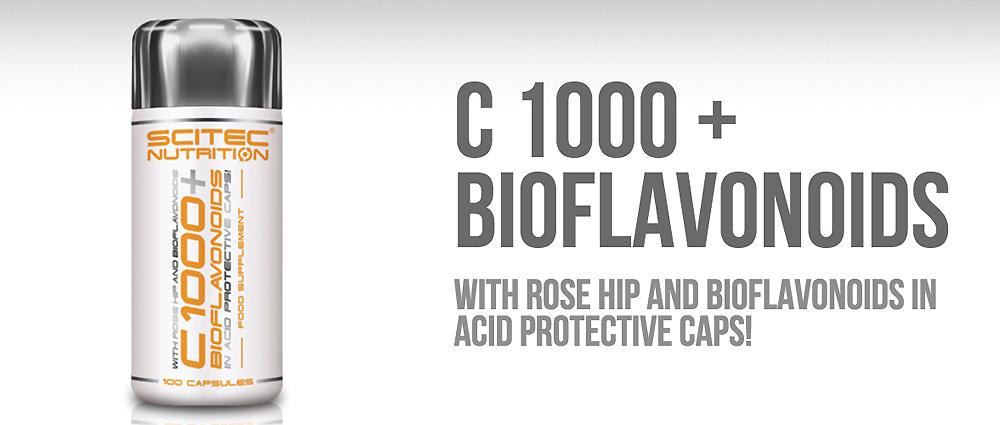 Scitec Nutrition C1000+ Bioflavonoids