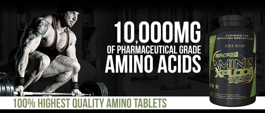 Stacker2 Amino Xplode 10,000