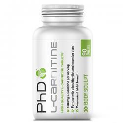 PhD L-Carnitine (90ct)
