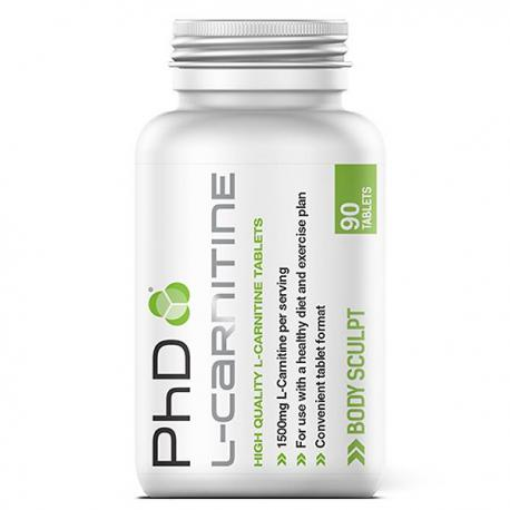 PhD L-Carnitine (90ct)