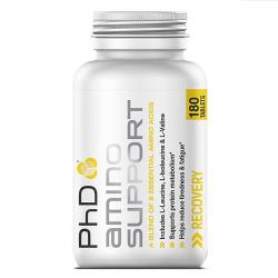 PhD Amino Support (180ct)