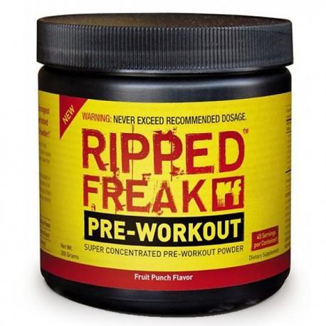 Pharmafreak Ripped Freak Pre-workout (200g)