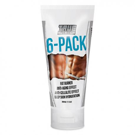 True Nutrition 6-PACK Cream (200ml)