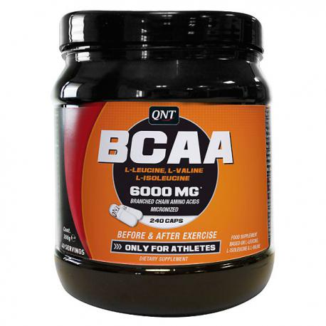 QNT BCAA 6000 (240ct)