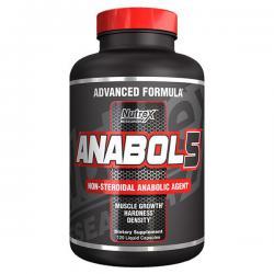 Nutrex Anabol-5 (120ct) διατροφικά στοιχεία