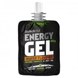 BioTechUSA Energy Gel (12 x 60g)