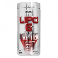 Nutrex Lipo 6 Unlimited (150g)
