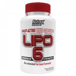 Nutrex Lipo 6 (120ct)