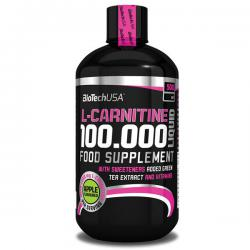 BioTechUSA L-Carnitine 100.000 Liquid (500ml)
