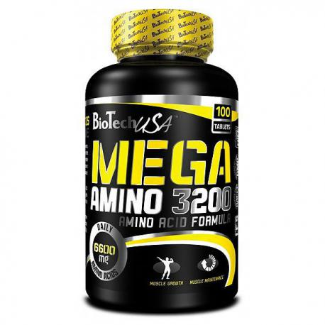 BioTechUSA Mega Amino 3200 (100ct)