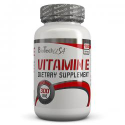 BioTechUSA Vitamin E (100ct)