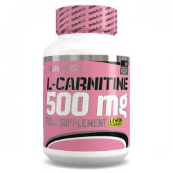 BiotechUSA L-Carnitine 500mg (60ct)