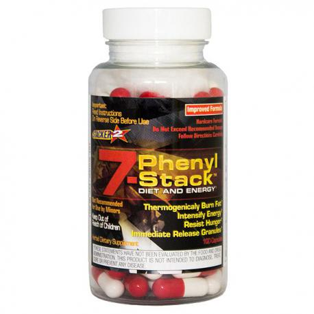 Stacker2 7 PhenylStack (100ct)