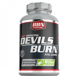 BBN Hardcore Devils Burn Caps (100ct)