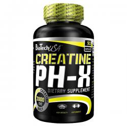 BioTechUSA Creatine PH-X (90ct)