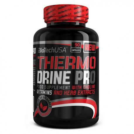 BioTechUSA Thermo Drine PRO (90ct)