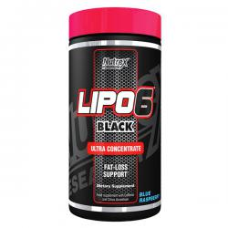 Nutrex Lipo-6 Black Ultra Concentrate (70g)