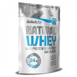 BioTechUSA Natural Whey (500g)