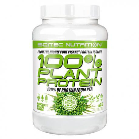 Scitec Nutrition Nutrition 100% Plant Protein (900g)