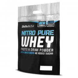 BiotechUSA Nitro Pure Whey (2200g)