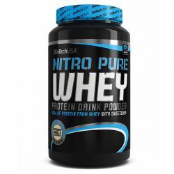 BiotechUSA Nitro Pure Whey (908g)