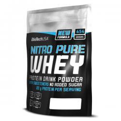 BiotechUSA Nitro Pure Whey (454g)