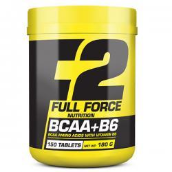 F2 Full Force BCAA+B6 (150ct)