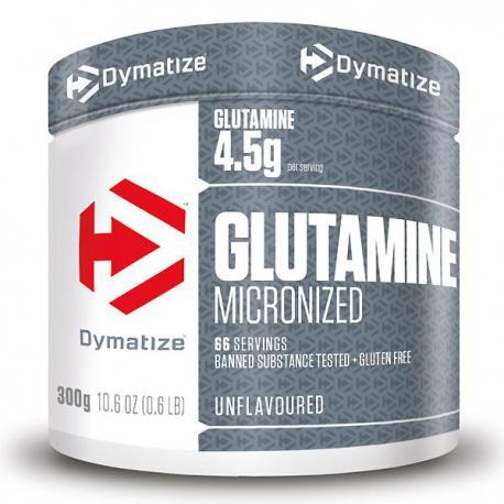 Dymatize Glutamine Micronized (300g)