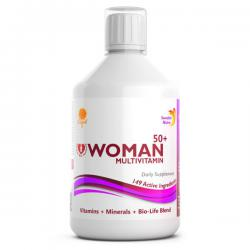 Swedish Nutra WOMAN Multivitamin (500ml)