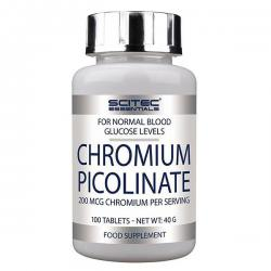 Scitec Essentials Chromium Picolinate (100ct)
