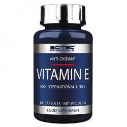 Scitec Essentials Vitamin E (100ct)