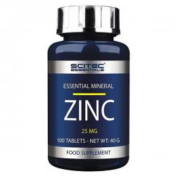 Scitec Essentials Zinc (100ct)