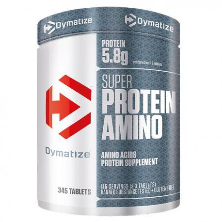 Dymatize Super Protein Amino (345ct)