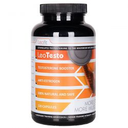 LeoNutrition LeoTesto (120ct)