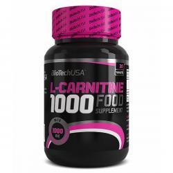 BioTechUSA L-Carnitine 1000mg (60ct)