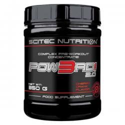 Scitec Nutrition POW3RD 2.0 (350g)