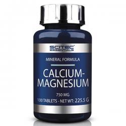 Scitec Essentials Calcium Magnesium (100ct)
