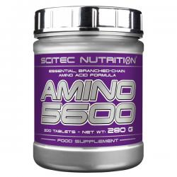 Scitec Nutrition Amino 5600 (200ct)