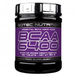 Scitec Nutrition BCAA 6400 (125ct)