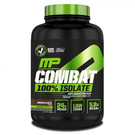 MusclePharm Combat 100% Isolate (1814g)