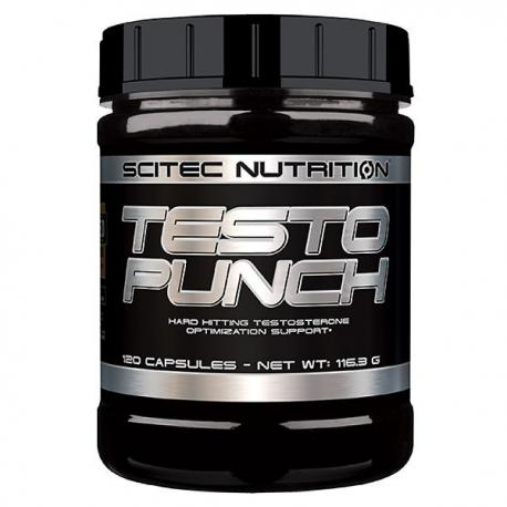 Scitec Nutrition Testo Punch (120ct)