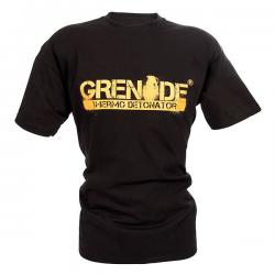 Grenade T-Shirt Μαύρο