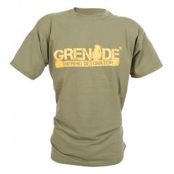 Grenade T-Shirt Army Green