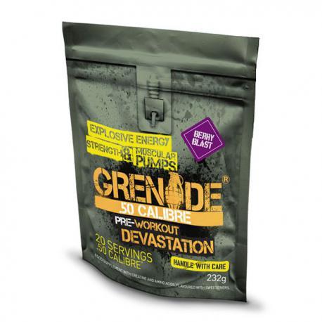 Grenade .50 Calibre Bag (232g)
