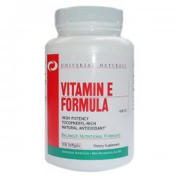 Universal Vitamin E Formula (100ct)