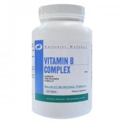 Universal Vitamin B Complex (100ct)