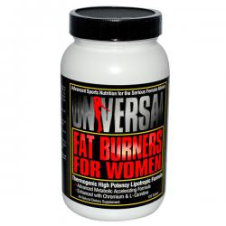 Universal Fat Burners for Women (120ct)