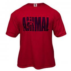 Animal Iconic T-Shirt (Κόκκινο)