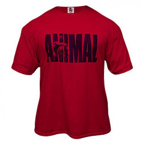 Animal Iconic T-Shirt (Red)